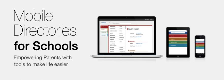 online school directory, school directory app